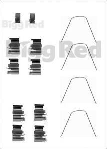 for Mazda MX5 1994-2005 Front Brake Caliper Pad Fitting Kit H1651