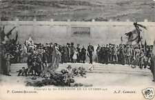 BELGIQUE~PANTHEON DE LA GUERRE~GORGUET MILITARY WW1 POSTCARD 1918