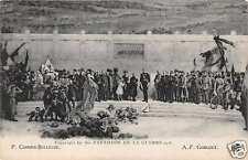 BELGIQUE~PANTHEON DE LA GUERRE~GORGUET MILITARY WW1 POSTCARD 1918