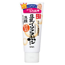 ☀ Sana Soy Isoflavone Nameraka Face Wash Cleansing Foam 150g 5.3 oz Japan ☀