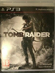 TOMB RAIDER For The Playstation 3 PS3 Games Console 1st Class Post #100