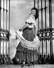 8x10 Print Rita Hayworth The Loves of Carmen Columbia 1948 #IOFC