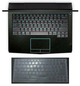 matte black Palmrest Skin+ Keyboard Cover for Dell Alienware 13 R1 R2 R3