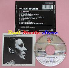 CD JACQUES HIGELIN Alertez les bebes 1987 holland PATHE 159812(Xs8) lp mc dvd
