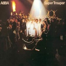 ABBA SUPER TROUPER VINYL - THE WINNER TAKES IT ALL & MORE 12 inch Record 33RMP