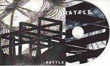RATTLE Rattle 2016 UK 11-track promo CD