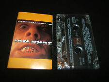 IAN DURY AND THE BLOCKHEADS THE BEST OF AUSTRALIAN CASSETTE TAPE