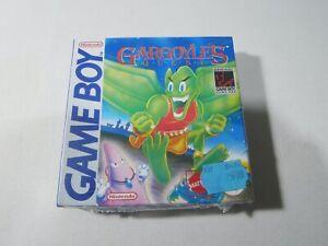 Gargoyles Quest Nintendo Game Boy Neuf Sous Blister
