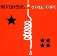Joe Strummer & The Mescaleros Streetcore Remastered 7 Bonus Tracks CD