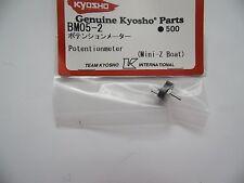 KYOSHO BM05-2 Potentiomètre Mini-Z  Boat