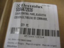 New OEM Electrolux 5304472036 Control Panel