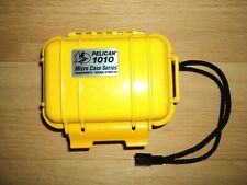 Pelican 1010 Waterproof Micro Case Serise Camera Case