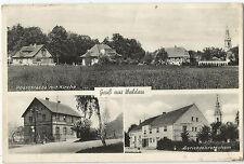 Waldau bei Naumburg am Queis, Poststraße, Post, Gasthaus, Wykroty, Nowogrodziec