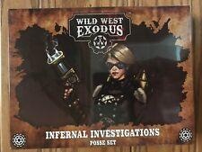 Wild West Exodus: Infernal Investigations Posse Box Set