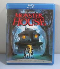 Blu-ray Movies Monster House In V Good Condition