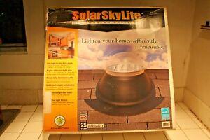 "SolarSkyLite Tubular Skylight 10"" x 48"""