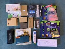 Inspected Amazon Returns Box Lot Electronics & General Merchandise Lot as-is