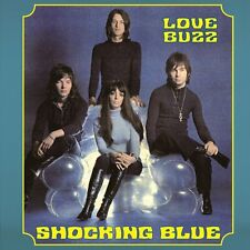 """SHOCKING BLUE, LOVE BUZZ, 2 x 10"""" EXCL NUMB LIMITED BLUE VINYL EDITION (SEALED)"""