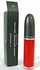 M·A·C Liquid Red Make-Up Products
