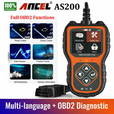 Car OBD2 Scanner Automotive Diagnostics Scan Tool Check Engine Fault Code Reader