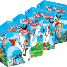 ★ Nils Holgersson ★ Intégrale - Pack 16 DVD