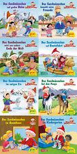 Pixi Bücher Das Sandmännchen unterwegs Set 265 Ab 3 Jahren + BONUS