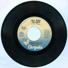 Philippines SPANDAU BALLET Only When You Leave 45 rpm Record
