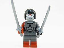 Lego Super Heroes Batman 76055: Katana Minifigure with Sword - New