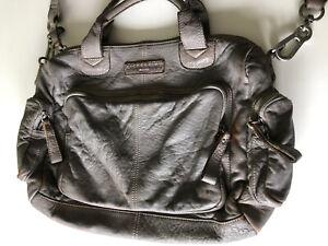 Liebeskind Berlin  Tasche Bag Damen Handtasche Grau Ca42x30x13 cm