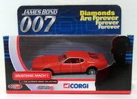 Corgi Appx 1/36 Scale TY02102 Mustang Mach I Diamonds Are Forever 007 James Bond