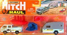 Matchbox Hitch & Haul 2021 MBX WAVE RIDER Volkswagen & Surf Club Trailer GWM60