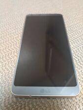 LG G6 - 32GB - Ice Platinum (Verizon) Smartphone