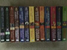 Sookie Stackhouse/True Blood 1-13 Complete Series set Harris PB lot 9 10 11 12
