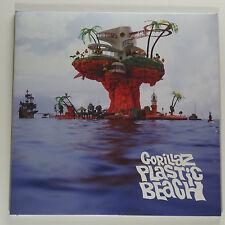 Gorillaz-PLASTIC BEACH ** Vinyl - 2 LP ** NEW **