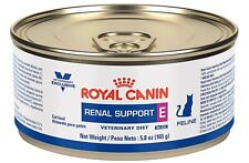 New listing Royal Canin Veterinary Diet Kidney Renal Support E wet Cat Food 5.8 oz - 3 Cans