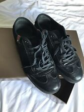 Gucci men sport shoes sneakers trainers size 6 1/2 100% genuine and rare