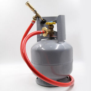Welding Torch w/ Hose Propane Turbo Torch for Plumbing Air Conditioning