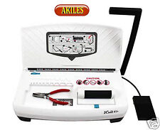Akiles AIC-41 iCoil Binding Machine & Punch & Inserter [New] with Warranty