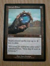 Magic The Gathering Cards - Invasion - Urza's Filter