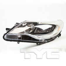 TYC 20-9406-00-1 NSF Headlight Assembly Left Driver LH Halogen New