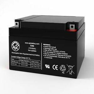 Lectronic Kaddy 2000 12V 26Ah Motorcaddy and Golf Caddy Replacement Battery