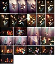 Michael Schenker Group 25 colour concert photos Liverpool 1981