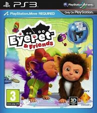 Eyepet & friends move ps3 * nouveau scellé pal *