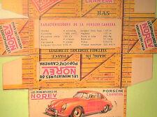 Réplique BOITE PORSCHE 356 CARRERA / NOREV 1962