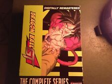 Digitally remastered comeplete series dragon ball gt