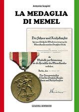 Libro - La MEDAGLIA di MEMEL by Antonio Scapini - Tutto a colori - NEW!