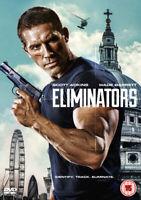 Eliminators DVD (2017) Scott Adkins, Nunn (DIR) cert 15 ***NEW*** Amazing Value