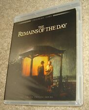 THE REMAINS OF THE DAY BLU-RAY, NEW AND SEALED, TWILIGHT TIME LIMITED EDITION