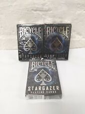 Bicycle Stargazer Playing Cards - 3 Sealed Deck