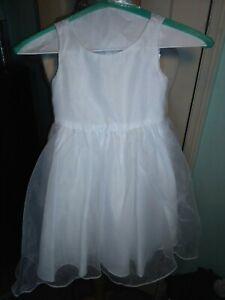 ALFRED ANGELO childs FLOWER GIRL dress, sz. 3T, spotless, sweet,